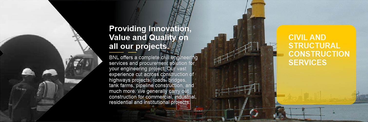 Bridgsite Nigeria – | Engineering Design, Civil Construction